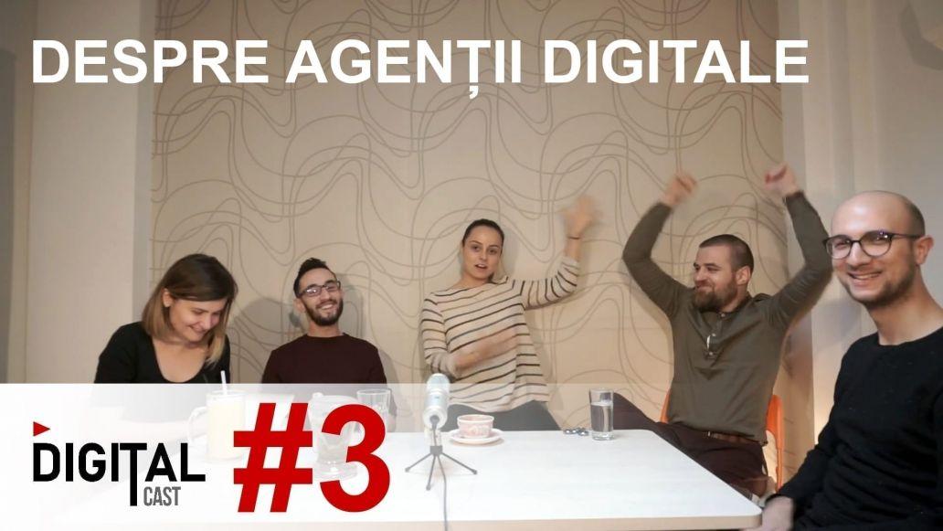 #DigitalCast 3 - Despre Agentii cu Cătălin Cringus