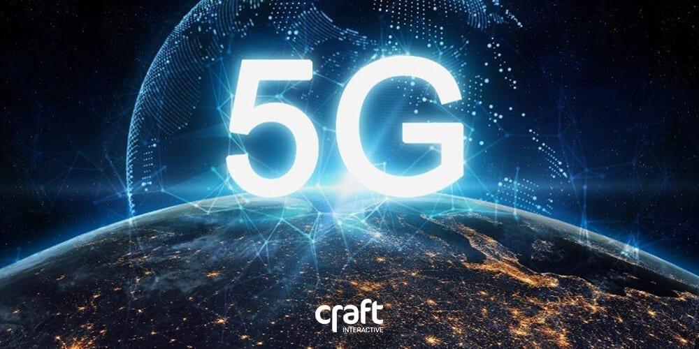 5 moduri în care implementarea 5G va influența marketingul